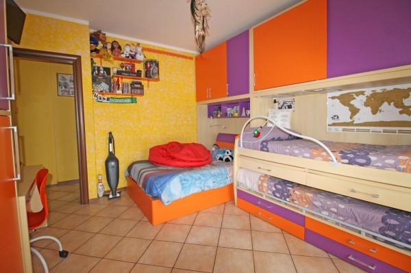 Appartamento in vendita a Pozzuolo Martesana, Campo Sportivo, Con giardino, 60 mq - Foto 6
