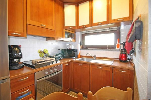 Appartamento in vendita a Pozzuolo Martesana, Campo Sportivo, Con giardino, 60 mq - Foto 14