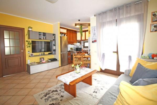Appartamento in vendita a Pozzuolo Martesana, Campo Sportivo, Con giardino, 60 mq - Foto 17