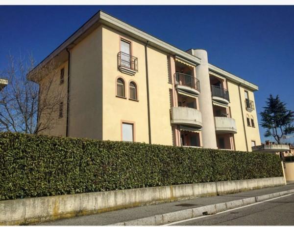 Appartamento in vendita a Pozzuolo Martesana, Campo Sportivo, Con giardino, 60 mq - Foto 2