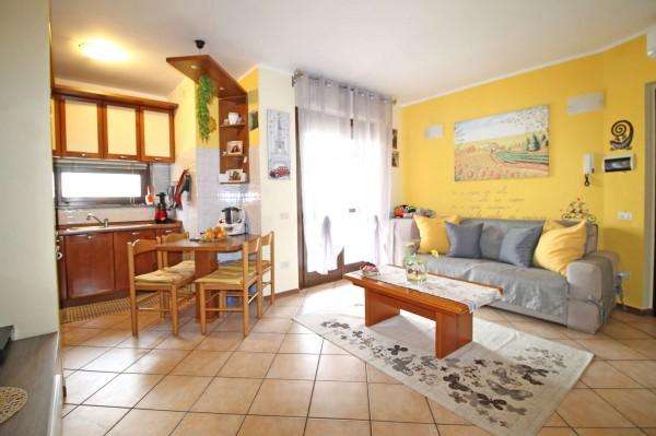 Appartamento in vendita a Pozzuolo Martesana, Campo Sportivo, Con giardino, 60 mq