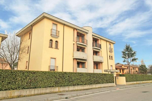 Appartamento in vendita a Pozzuolo Martesana, Campo Sportivo, Con giardino, 60 mq - Foto 10