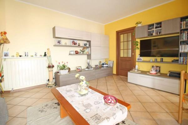 Appartamento in vendita a Pozzuolo Martesana, Campo Sportivo, Con giardino, 60 mq - Foto 16