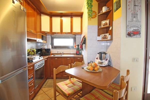 Appartamento in vendita a Pozzuolo Martesana, Campo Sportivo, Con giardino, 60 mq - Foto 15