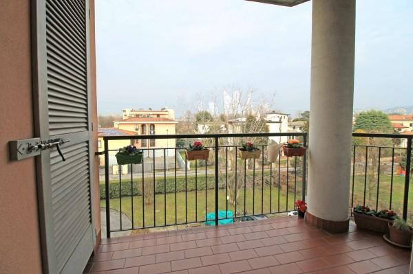 Appartamento in vendita a Pozzuolo Martesana, Campo Sportivo, Con giardino, 60 mq - Foto 12