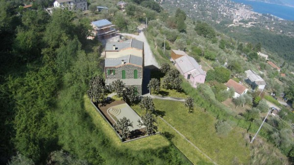 Villa in vendita a Santa Margherita Ligure, S.lorenzo Della Costa, Con giardino, 300 mq - Foto 12