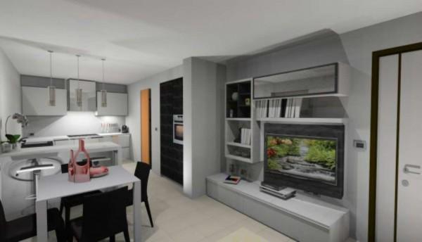Appartamento in vendita a Milano, Via Rembrandt, 58 mq
