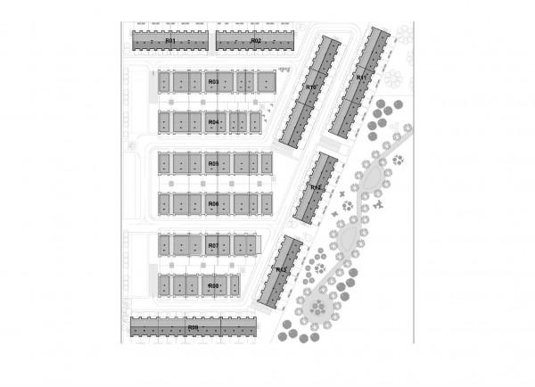 Villetta a schiera in vendita a Roma, Appio Claudio Statuario Capannelle, Con giardino, 100 mq - Foto 21