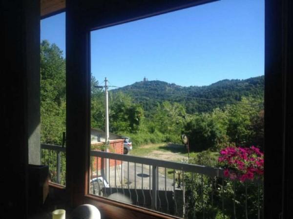 Appartamento in vendita a Pino Torinese, Collina, 137 mq - Foto 3