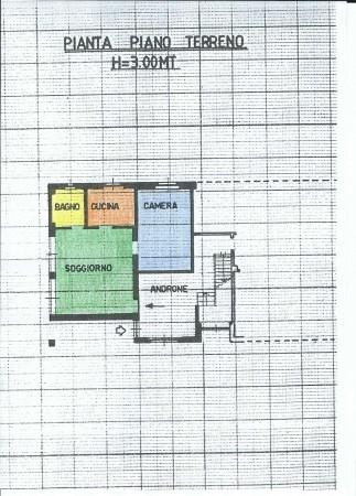 Appartamento in vendita a Pino Torinese, Collina, Con giardino, 55 mq - Foto 2