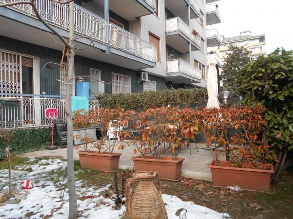 Appartamento in vendita a Collegno, Collegno - Paradiso, Con giardino, 99 mq - Foto 3