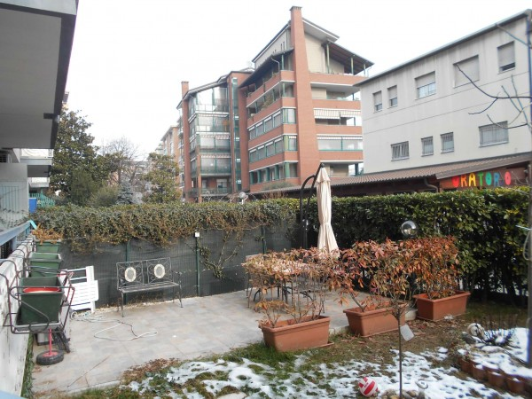 Appartamento in vendita a Collegno, Collegno - Paradiso, Con giardino, 99 mq - Foto 5