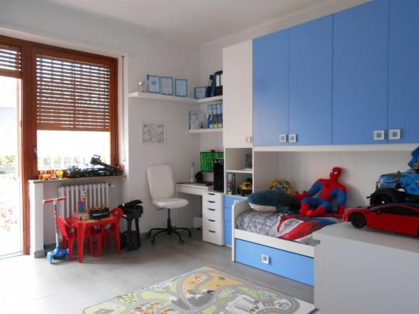 Appartamento in vendita a Collegno, Collegno - Paradiso, Con giardino, 99 mq - Foto 12
