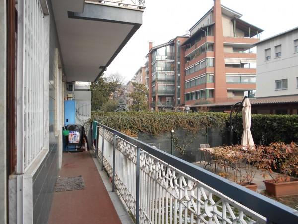 Appartamento in vendita a Collegno, Collegno - Paradiso, Con giardino, 99 mq - Foto 6