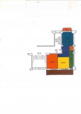 Appartamento in vendita a Collegno, Collegno - Paradiso, Con giardino, 99 mq - Foto 2