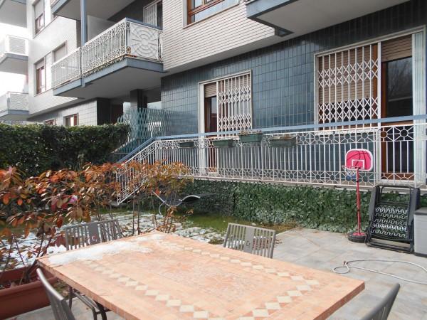 Appartamento in vendita a Collegno, Collegno - Paradiso, Con giardino, 99 mq - Foto 4