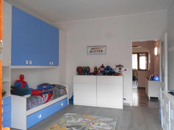 Appartamento in vendita a Collegno, Collegno - Paradiso, Con giardino, 99 mq - Foto 11