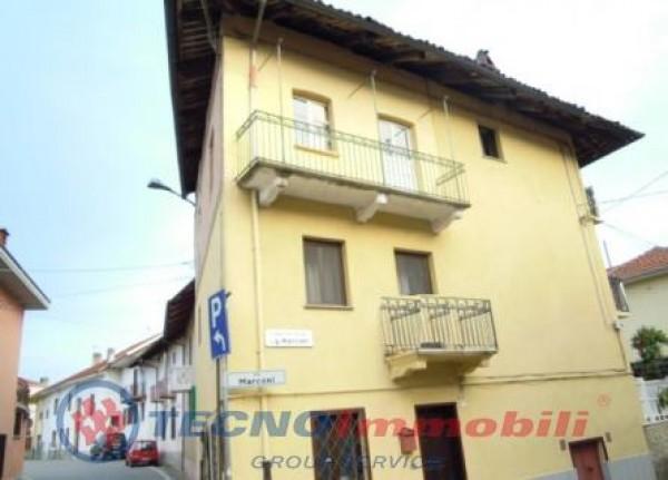 Casa indipendente in vendita a Cafasse, 100 mq