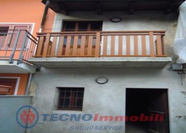 Rustico/Casale in vendita a Cafasse, 75 mq