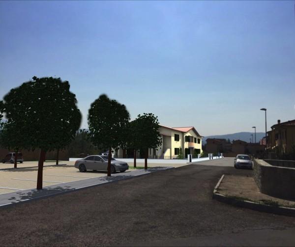 Appartamento in vendita a Bibbiena, Soci Centrale Piazza Turistica, Con giardino, 117 mq - Foto 7