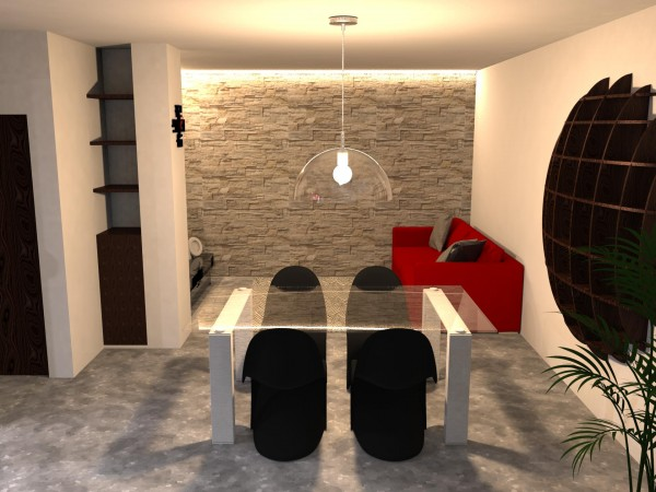 Appartamento in vendita a Bibbiena, Soci Centrale Piazza Turistica, Con giardino, 117 mq - Foto 2