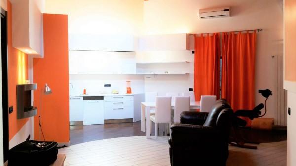 Appartamento in affitto a Monza, Policlinico Amati Stadio Lecco Libertà, Con giardino, 70 mq - Foto 25