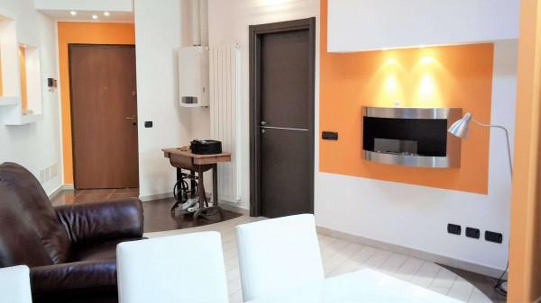 Appartamento in affitto a Monza, Policlinico Amati Stadio Lecco Libertà, Con giardino, 70 mq - Foto 29