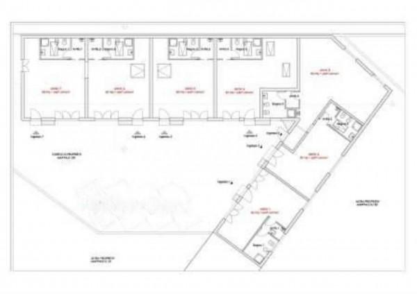Appartamento in affitto a Monza, Policlinico Amati Stadio Lecco Libertà, Con giardino, 70 mq - Foto 14