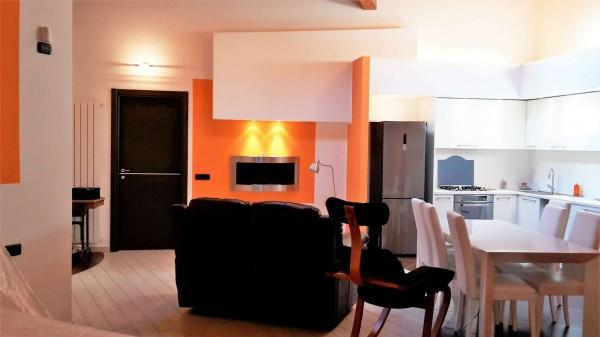 Appartamento in affitto a Monza, Policlinico Amati Stadio Lecco Libertà, Con giardino, 70 mq