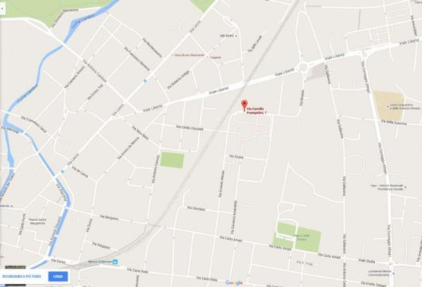 Appartamento in affitto a Monza, Policlinico Amati Stadio Lecco Libertà, Con giardino, 70 mq - Foto 6