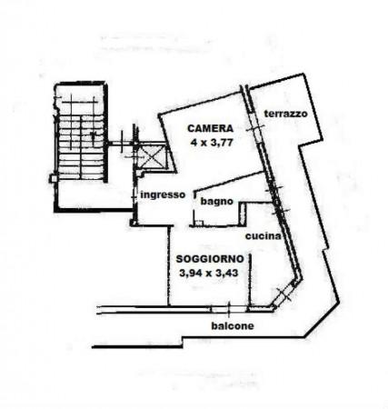 Appartamento in vendita a Torino, 63 mq - Foto 2