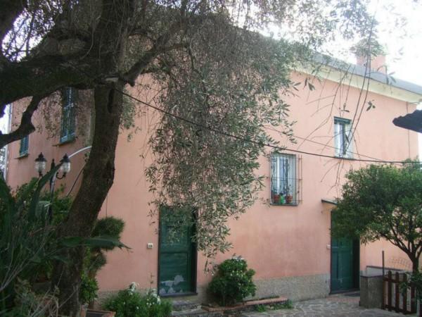 Villa in vendita a Zoagli, S.pantaleo, Con giardino, 170 mq - Foto 17