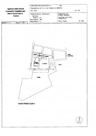 Appartamento in vendita a Mondovì, Piazza, Con giardino, 200 mq - Foto 3