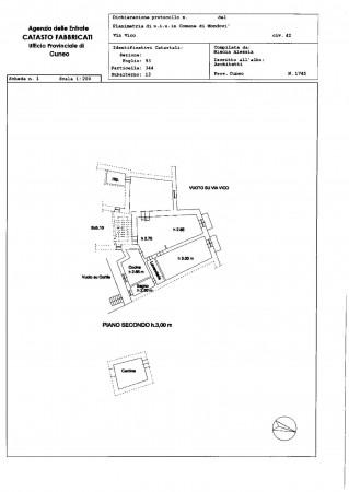 Appartamento in vendita a Mondovì, Piazza, Con giardino, 200 mq - Foto 2