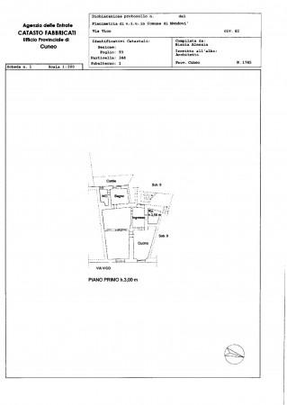 Appartamento in vendita a Mondovì, Piazza, Con giardino, 200 mq - Foto 4