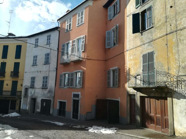 Appartamento in vendita a Mondovì, Piazza, Con giardino, 200 mq - Foto 19
