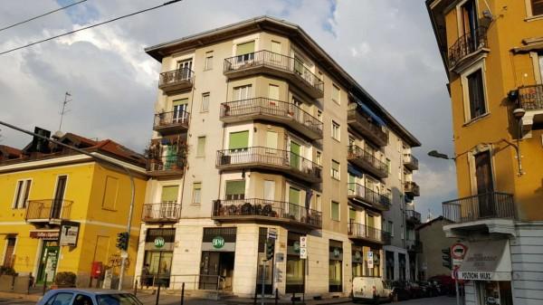 Appartamento in vendita a Cormano, Ospitaletto, 70 mq
