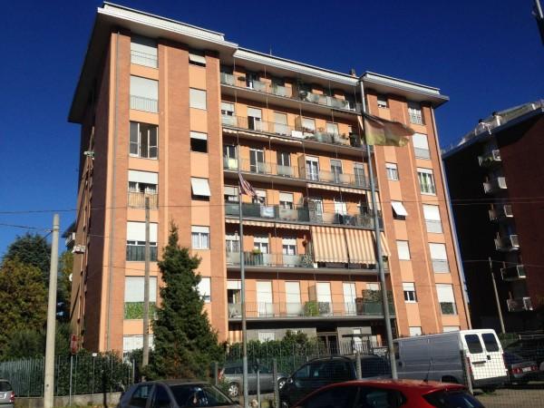 Appartamento in vendita a Gallarate, Con giardino, 85 mq