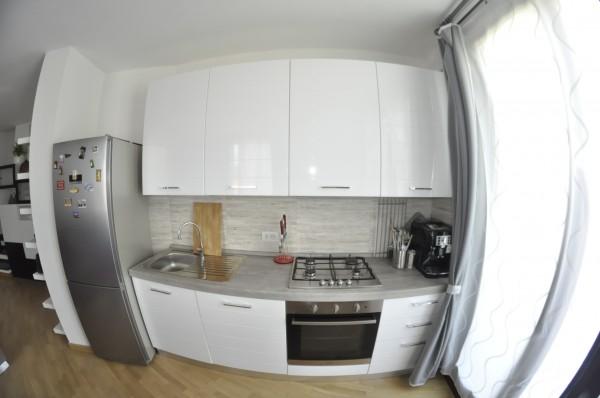 Appartamento in vendita a Poppi, Centrale, Con giardino, 76 mq