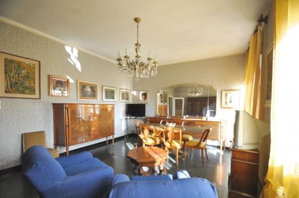 Appartamento in affitto a Genova, Sestri Ponente, Arredato, 100 mq - Foto 9