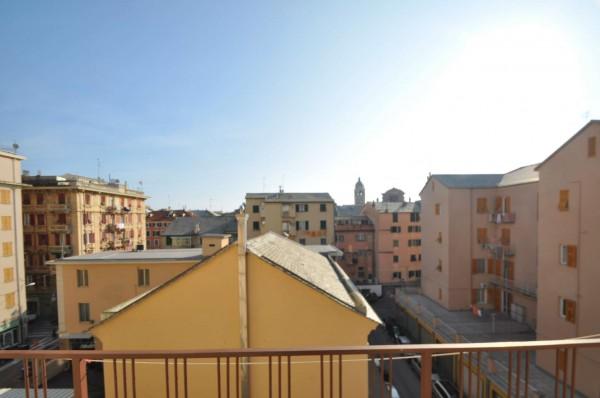 Appartamento in affitto a Genova, Sestri Ponente, Arredato, 100 mq - Foto 2