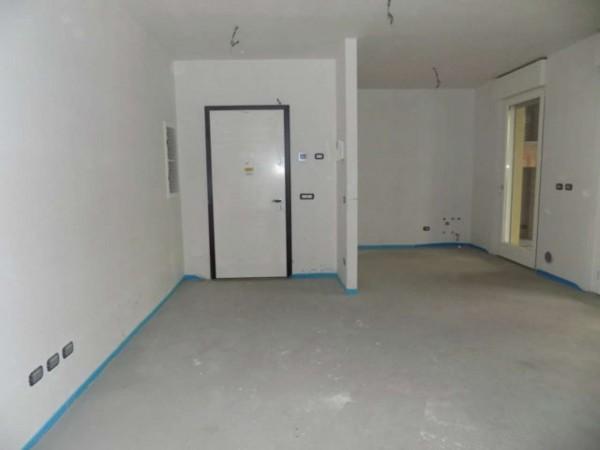 Appartamento in vendita a Garbagnate Milanese, Con giardino, 73 mq - Foto 9