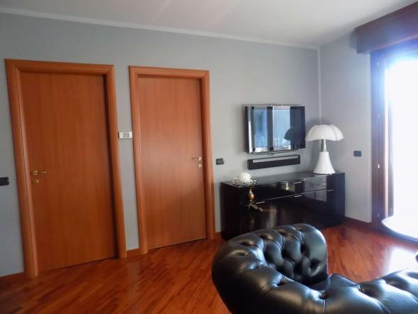 Appartamento in vendita a Senago, Adiac. S.s. Dei Giovi, 92 mq - Foto 13