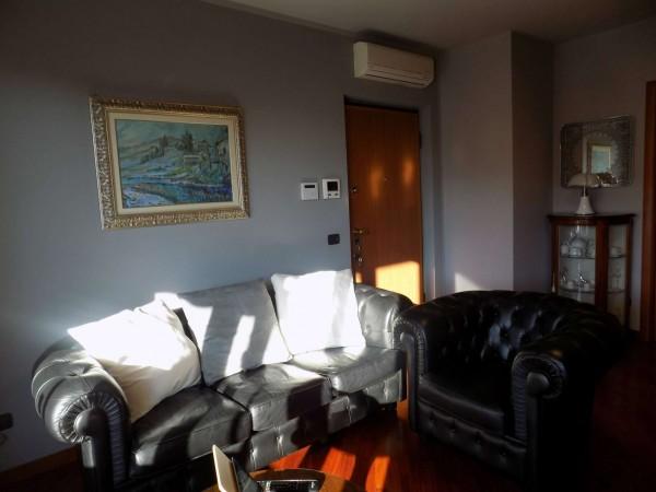 Appartamento in vendita a Senago, Adiac. S.s. Dei Giovi, 92 mq - Foto 12