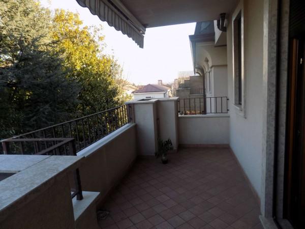 Appartamento in vendita a Senago, Adiac. S.s. Dei Giovi, 92 mq - Foto 5