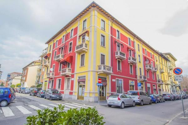 Appartamento in vendita a Milano, Affori/sand, Con giardino, 55 mq
