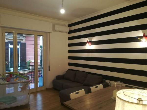 Appartamento in affitto a Napoli, 80 mq