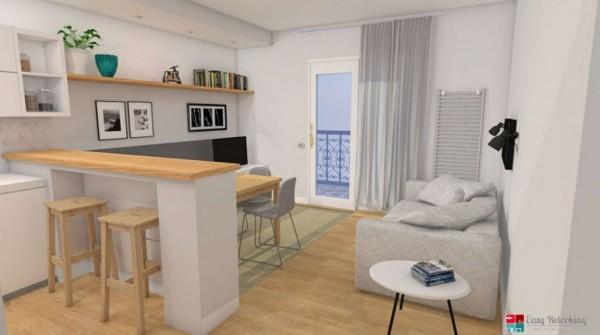 Appartamento in vendita a Milano, Via Rembrant, 50 mq