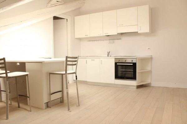 Appartamento in vendita a Milano, Arco Della Pace, 40 mq