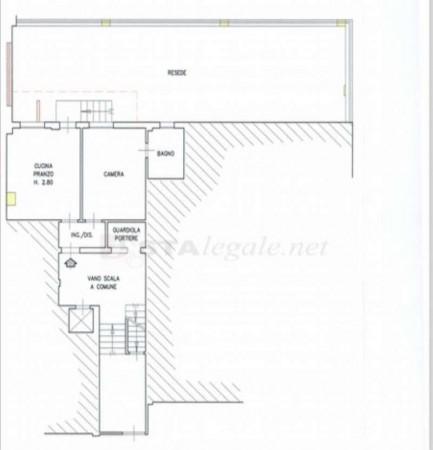 Appartamento in vendita a Prato, Con giardino, 54 mq - Foto 2